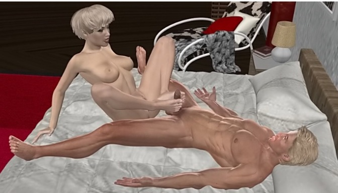 Touch Me and I'll Touch You Back…Mutual Masturbation
